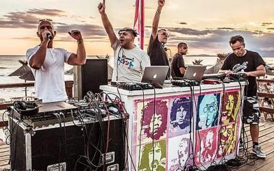 Almamegretta: i pionieri del dub live con Sanacore Dub Train
