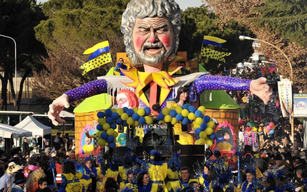 Carnevale Civitonico 2016: il carnevale storico di Civita Castellana