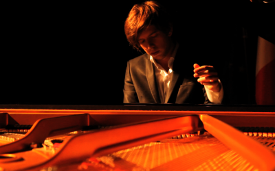 Francesco Taskayali Roma: In Piano Solo Concert Tour