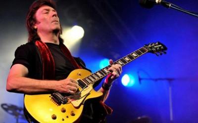 Steve Hackett tour Italia: l'ex chitarrista dei Genesis live a Villa Bertelli