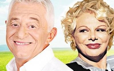 Claudio Insegno, Franco Oppini e Sandra Milo insieme per 'Una Pazza Vacanza' di Giacomozzi
