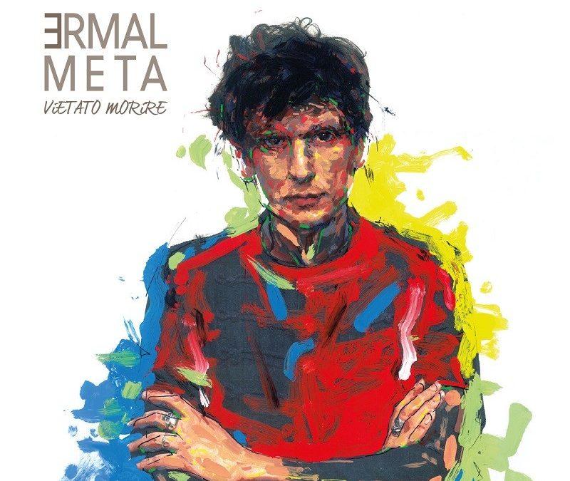 Ermal Meta Vietato Morire Tour il 9 agosto a Villa Bertelli