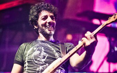 Dopo il tour mondiale: Max Gazzè in concerto a Villa Bertelli