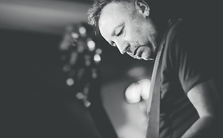 An Evening with Peter Hook tour Italia