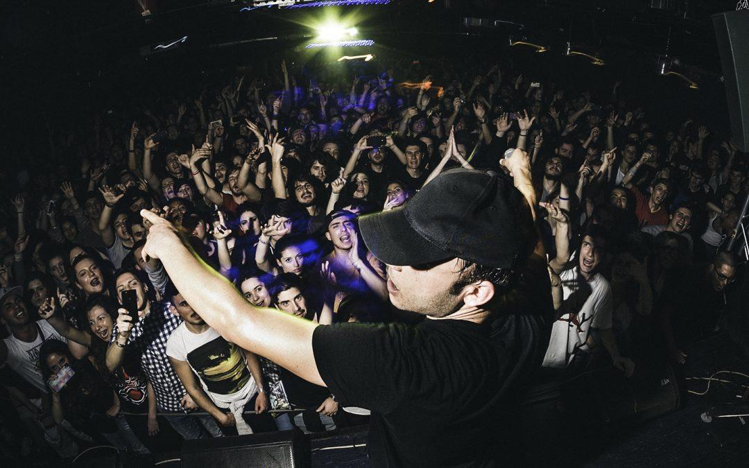 Dopo un tour da 18.000 spettatori, Rancore in concerto a Roma