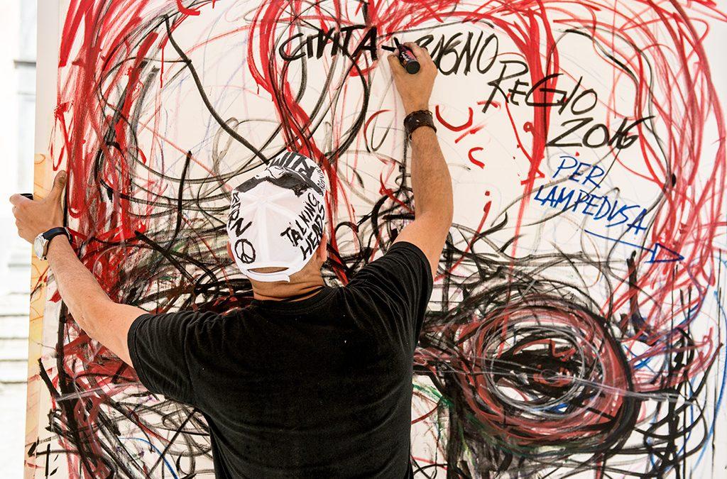 Civita di Bagnoregio: 50 disegnatori da tutto il mondo per La Città Incantata 2017