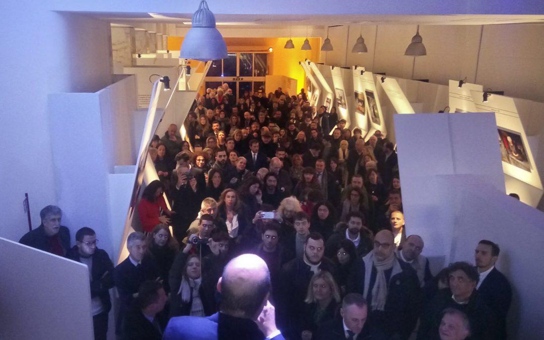 Inaugurazione WeGIL: riapre al pubblico l'Ex GIL, storico palazzo di Trastevere