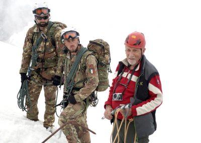 1_Alpini e Bepi _ Il Capitano dei Ghiacci Doc