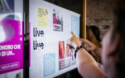 Ai Mercati di Traiano  LIVE MUSEUM, LIVE CHANGE