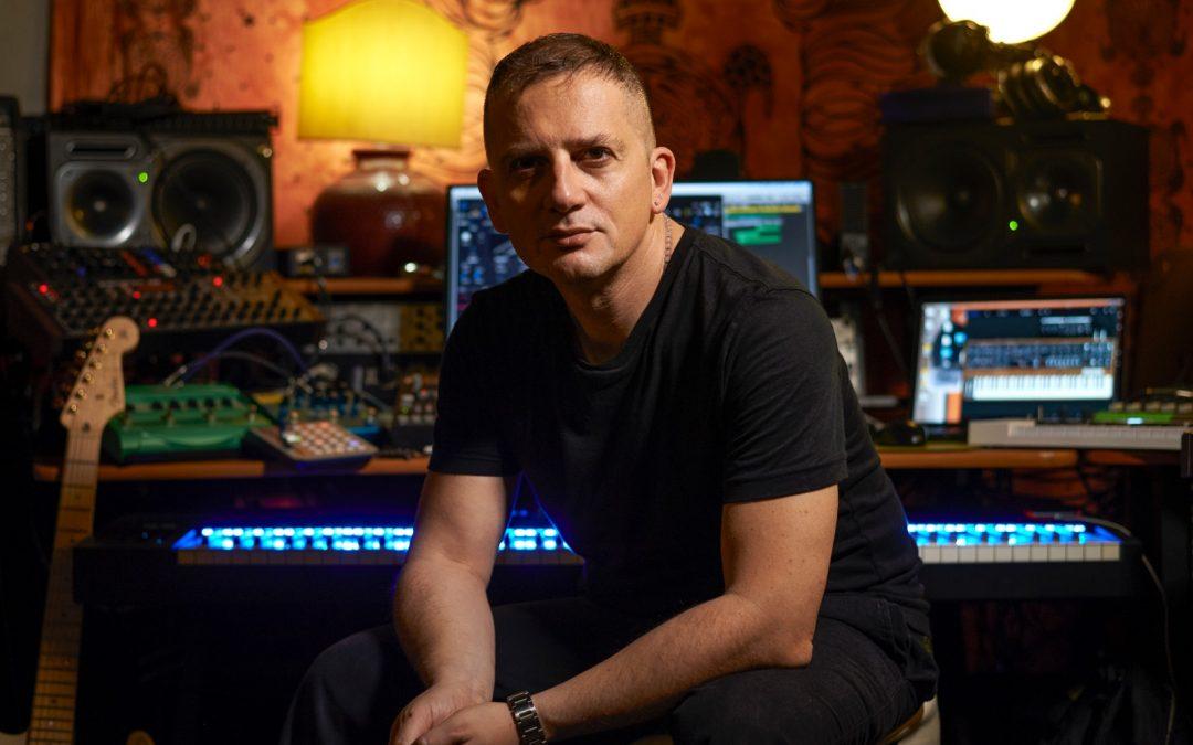 Marco Del  Bene aka Korben Mkdb esce il 20 aprile per Instant Crush Records RESILIENZA 2020