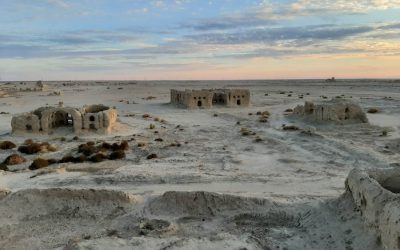 """La POMPEI D'ORIENTE. Presentati a Unisalento i risultati degli scavi archeologici nel sito iraniano considerato la """"Pompei d'Oriente"""""""