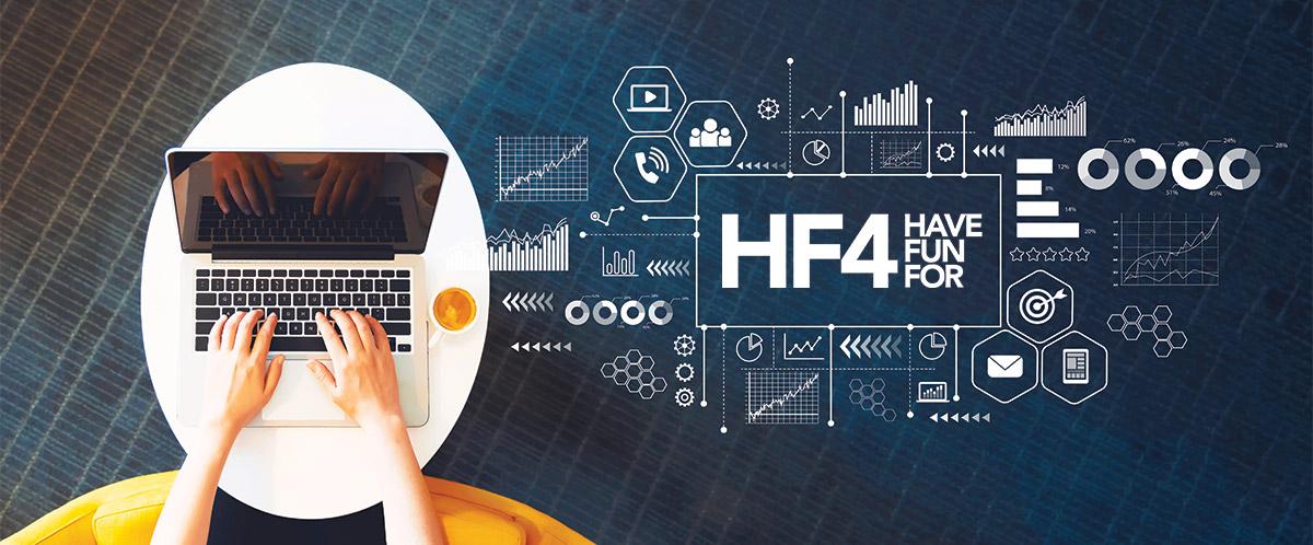 HF4 Ufficio Stampa Marketing Digitale